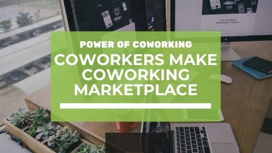 A New Coworking Marketplace Emerges from a Denver Coworking Space