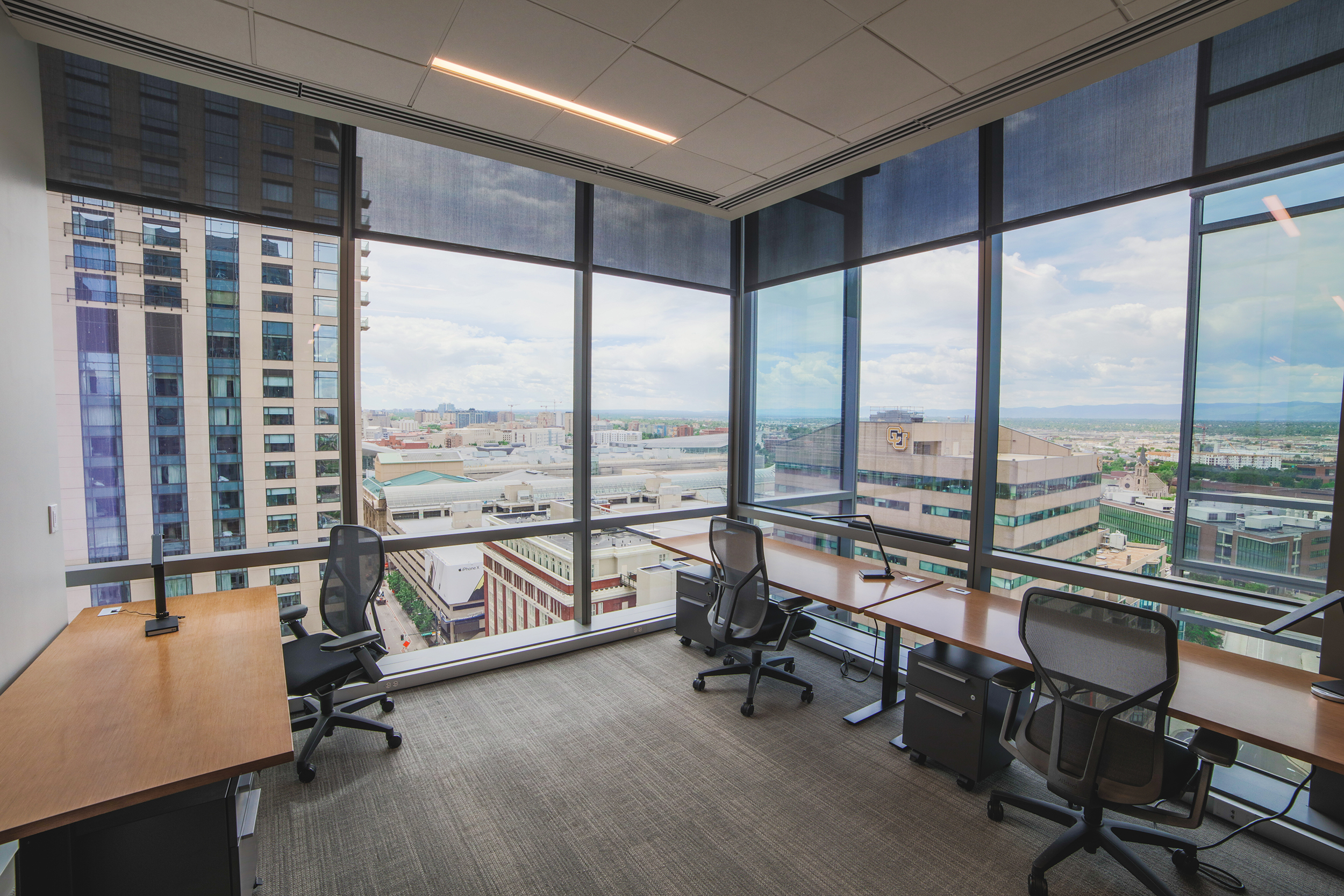 Firmspace office space for rent in downtown Denver