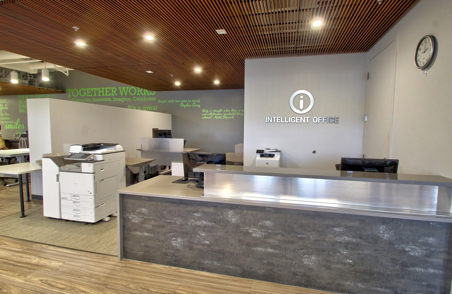 Intelligent office in Westminster, CO